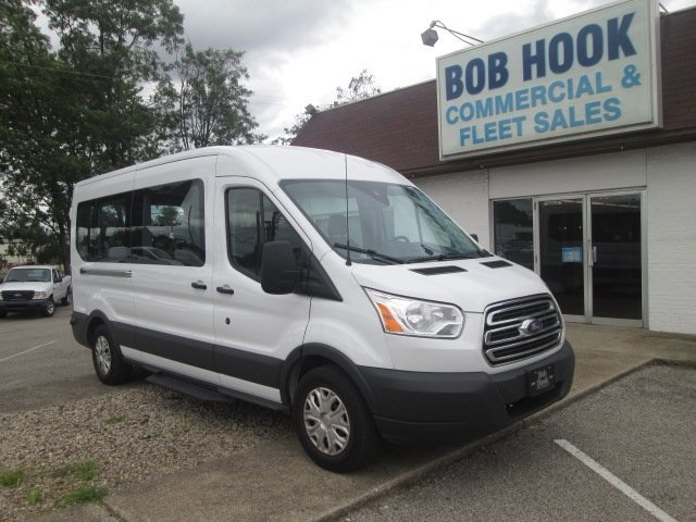 Pre-Owned 2017 Ford Transit-350 XLT