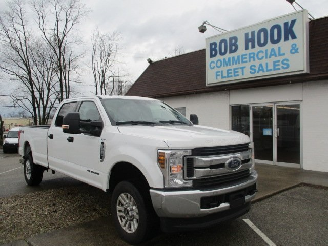 Pre-Owned 2018 Ford F-250SD XLT