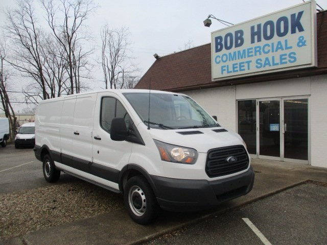 2d260e6129 Pre-Owned 2018 Ford Transit-250 Base 3D Low Roof Cargo Van in ...