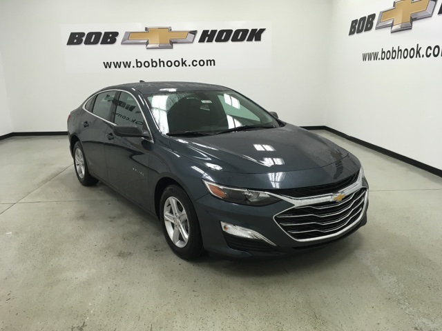 New 2019 Chevrolet Malibu Ls 4d Sedan In Louisville 190276 Bob