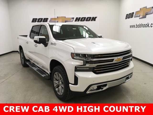 f5590bffa New 2019 Chevrolet Silverado 1500 High Country 4WD