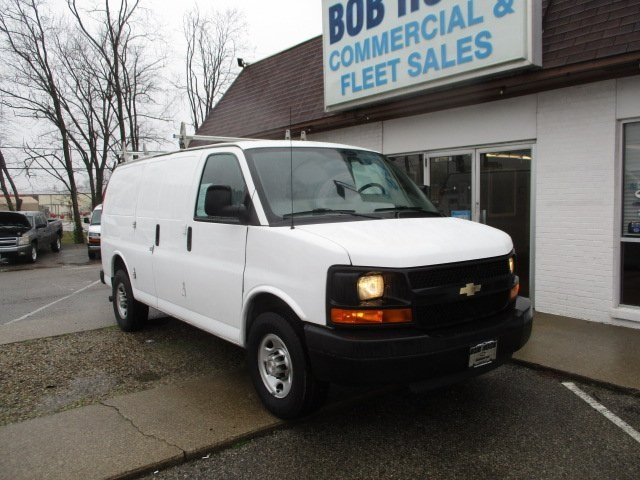 Pre-Owned 2016 Chevrolet Express 2500 Work Van