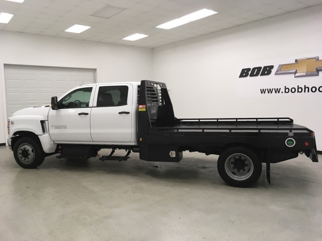 New 2019 Chevrolet Silverado Md 5500 Hd Rwd 4d Crew Cab