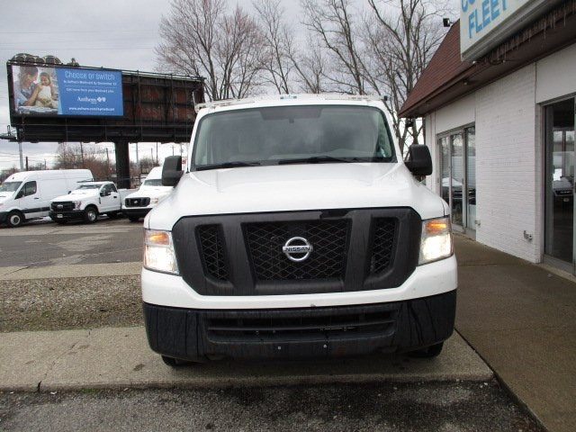 Pre-Owned 2013 Nissan NV3500 HD Cargo S