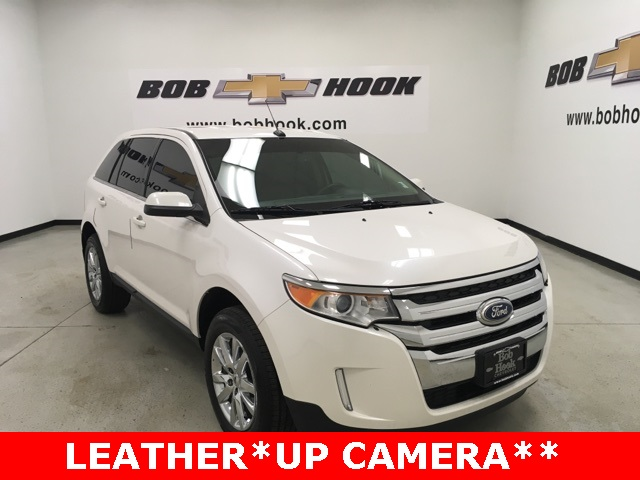 Pre-Owned 2014 Ford Edge Limited