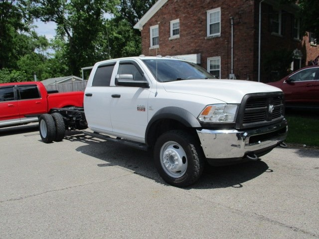 Pre-Owned 2012 Ram 4500HD ST