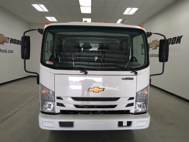 New 2019 Chevrolet 3500 LCF GAS
