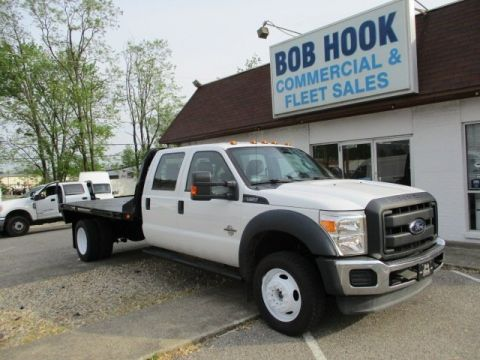 Pre-Owned 2014 Ford F-550SD XLT