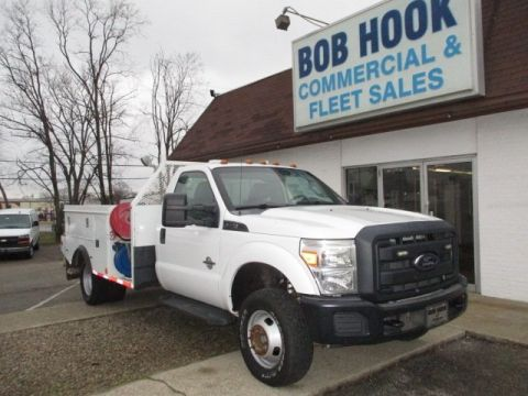 Pre-Owned 2012 Ford F-350SD XL