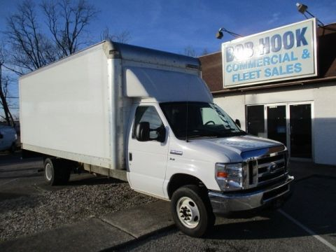 Pre-Owned 2015 Ford E-350SD Base