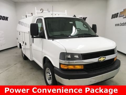 New 2020 Chevrolet Express 3500 Work Van