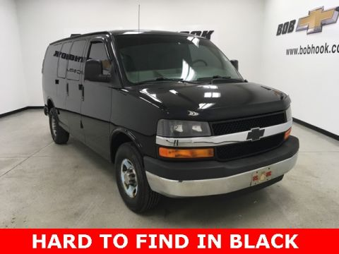 Pre-Owned 2008 Chevrolet Express Van G2500HD Work Van