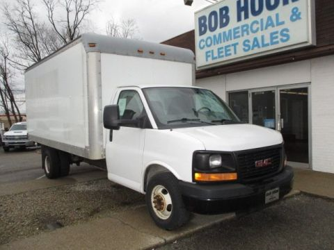 Pre-Owned 2012 GMC Savana 3500 Light Duty