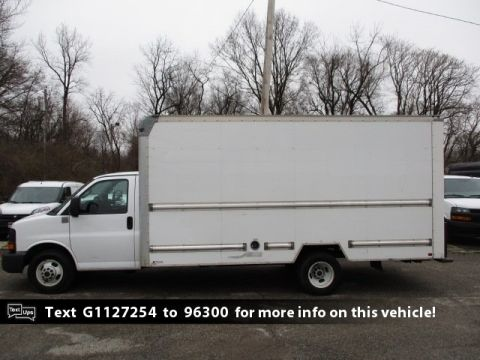 Pre-Owned 2016 GMC Savana 3500 Work Van