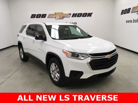 New 2019 Chevrolet Traverse LS